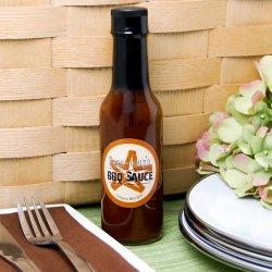 Personalized Corporate Barbecue Sauce
