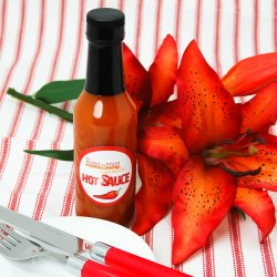 Personalized Corporate Hot Sauce