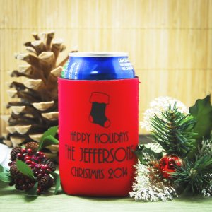 Personalized Neoprene Party Can Sleeve
