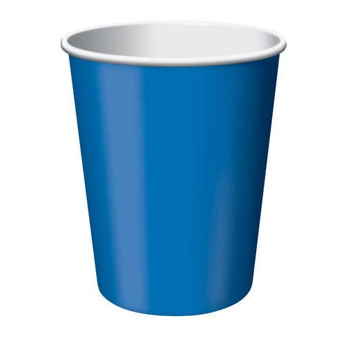 True Blue 9 oz. Cup