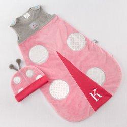 Personalized Ladybug Snuggle Sack