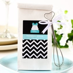 Personalized Bridal Shower Cookie Mix Favor