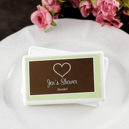 Personalized Bridal Shower Mini Mint Pack