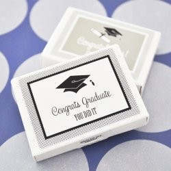 Personalized Graduation Gum Favor