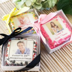 Personalized Photo Cookie