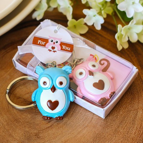 Baby Owl Key Chain Favor