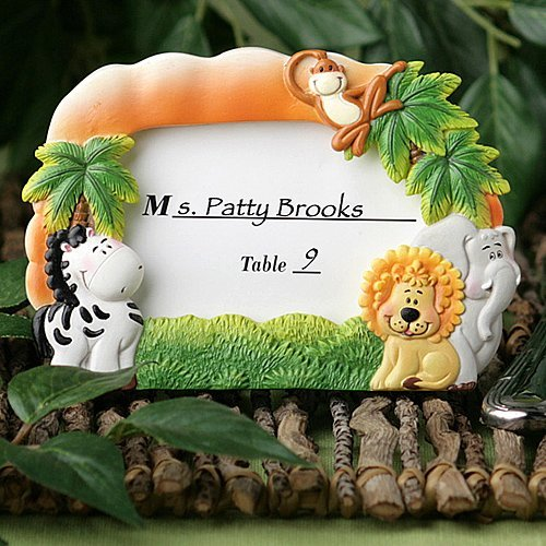Jungle Critters Picture Frame