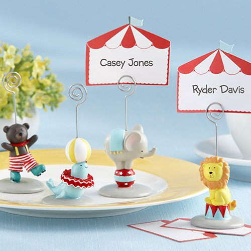 Circus Animal Place Card/Photo Holders