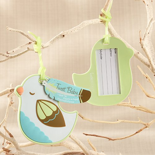Baby Bird Luggage Tags