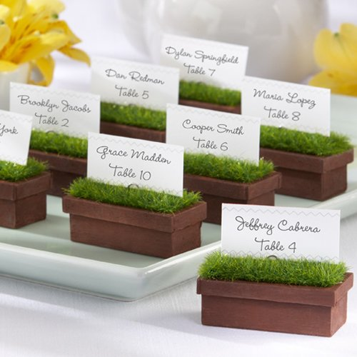 Window Planter Place Card/Photo Holders