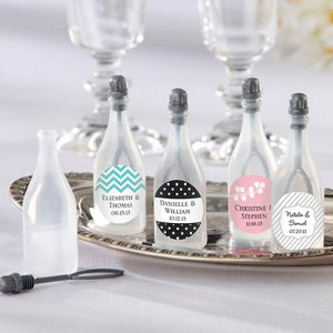 Personalized Bubble Bottles