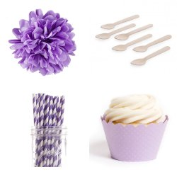 Mini Dessert Table Party Kit