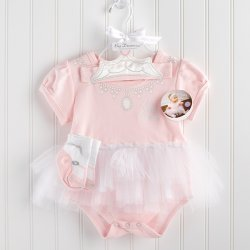 Baby Princess Layette Gift Set