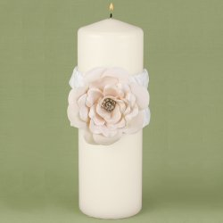 Love Blossoms Unity Candle