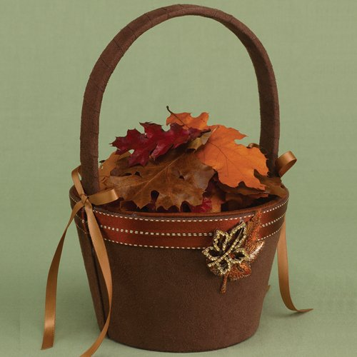 Fall in Love Flower Basket