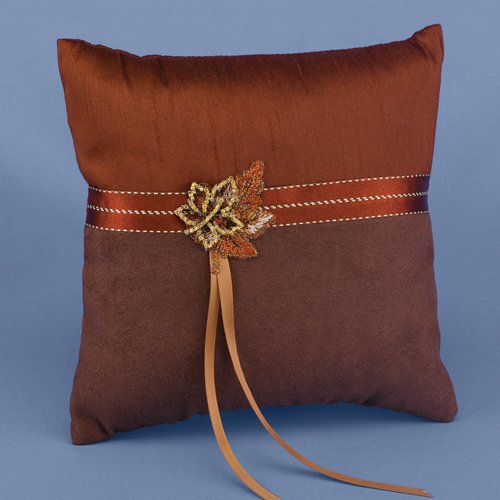 Fall in Love Ring Pillow
