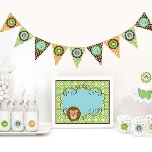 Baby Shower Themed Party Kit