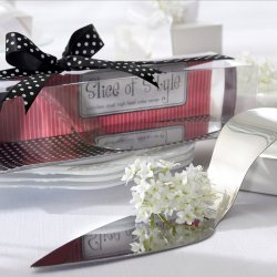 Stainless Steel High Heel Cake Server