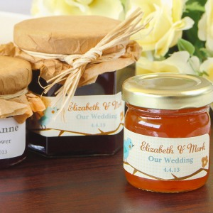 Personalized Jam Favor