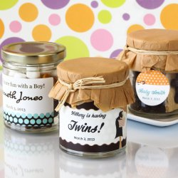 Personalized Baby Shower S'More Favor