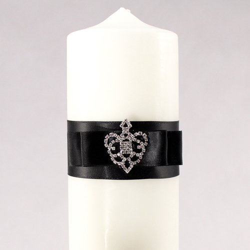 Crowned Jewel Unity Candle