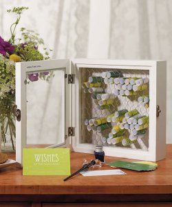 Personalized Wooden Wish Box