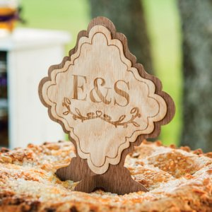Personalized Wood Veneer Sign