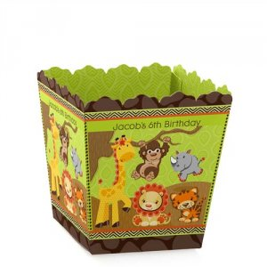 Personalized Kids Birthday Candy Box