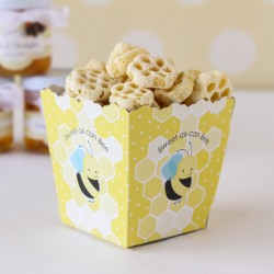 Personalized Baby Shower Candy Box