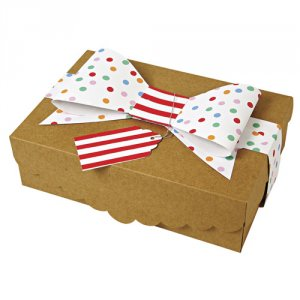 Toot Sweet Party Cookie Box