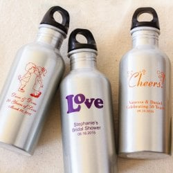 Personalized Water Canister