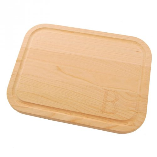 Personalized Cherry Wood Cutting Board