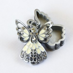 Angel Trinket Box Favor