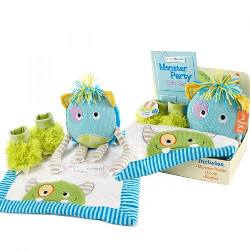 """Monster Party"" Gift Set"