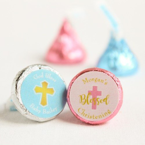 Personalized Religious Party Hershey's Kisses