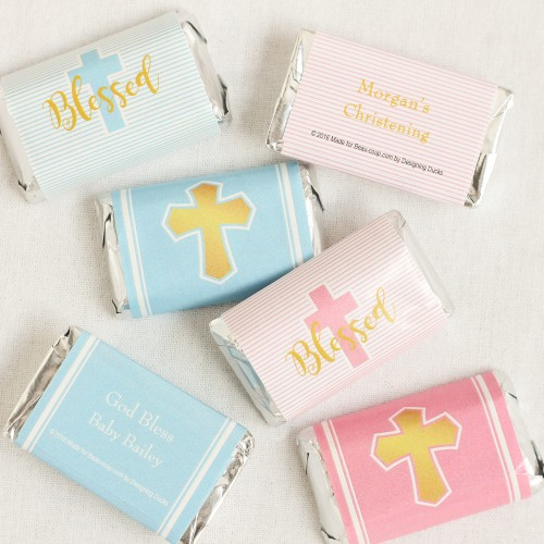 Personalized Religious Hershey's Miniatures