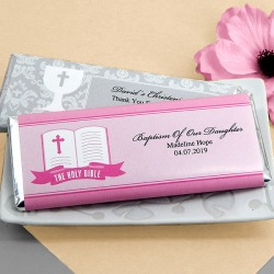 Personalized Religious Hershey's Chocolate Bars