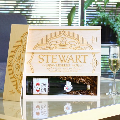 3-bottle Wine Gift Box