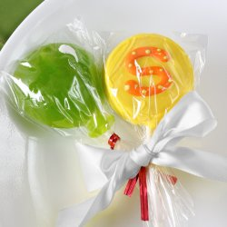Personalized Lollipop Bouquet