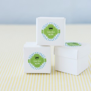 Personalized Baby Shower Themed Labels