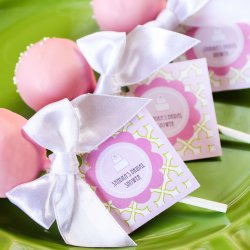 Personalized Bridal Themed Favor Tags