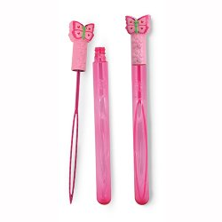 Bella Butterfly Big Bubble Wand