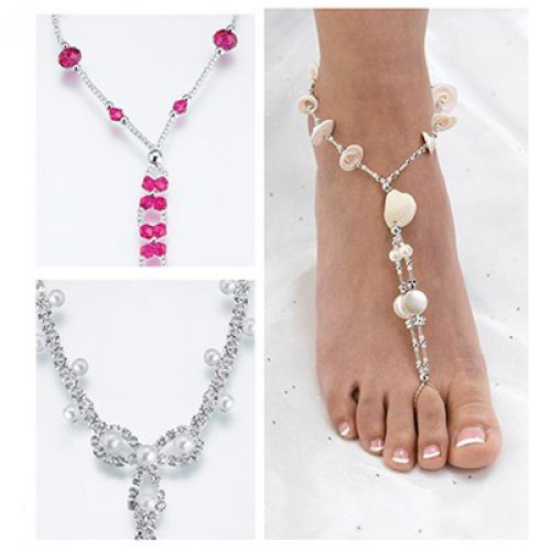 Beaded Foot Jewelry
