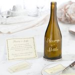 Personalized Message in a Bottle