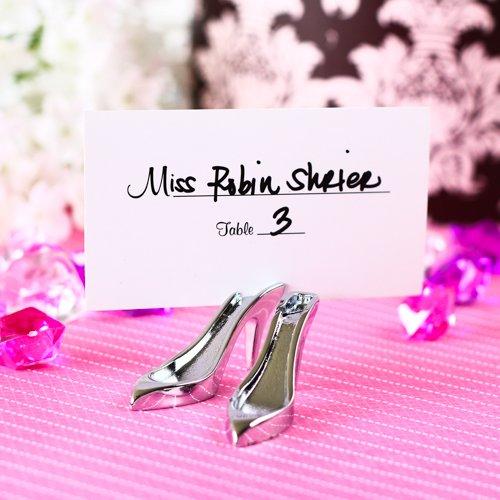 High Heel Shoe Place Card Holder