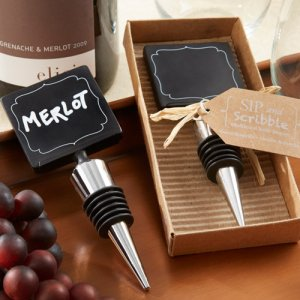 Chalkboard Bottle Stopper