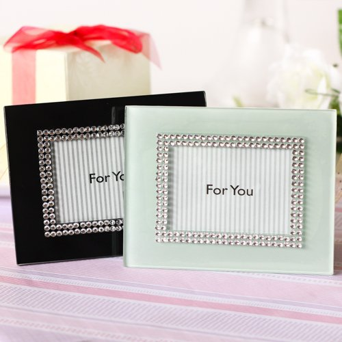 Rhinestone Place Card/Photo Frame