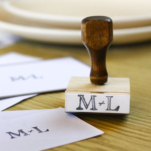 Personalized Rubber Stamp