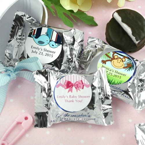 Personalized Baby Shower York Peppermint Patties