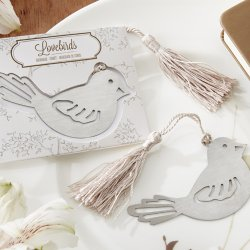 Lovebirds Bookmark